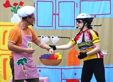 Predstava Kapa za sreću
