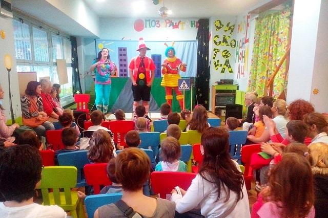 Predstava Mala Škola Saobraćaja